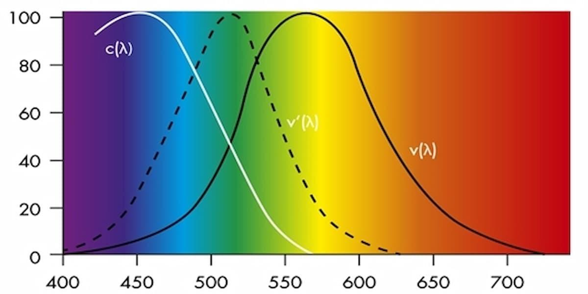 các bước sóng ánh sáng quang hợp cho cây