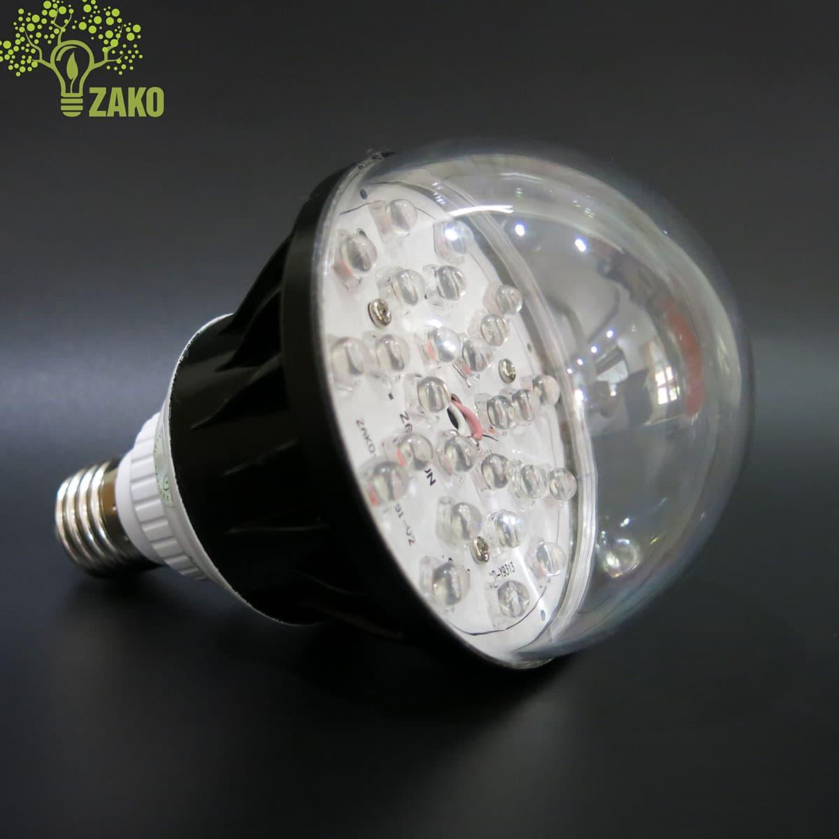 đèn led bulb 20w cho cây quang hợp