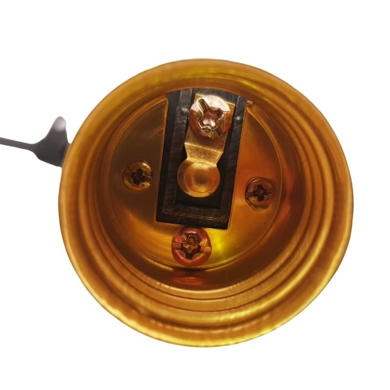 đui đèn dùng đèn có công suất 100w