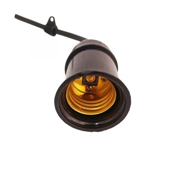 đui đèn dùng với chao đèn