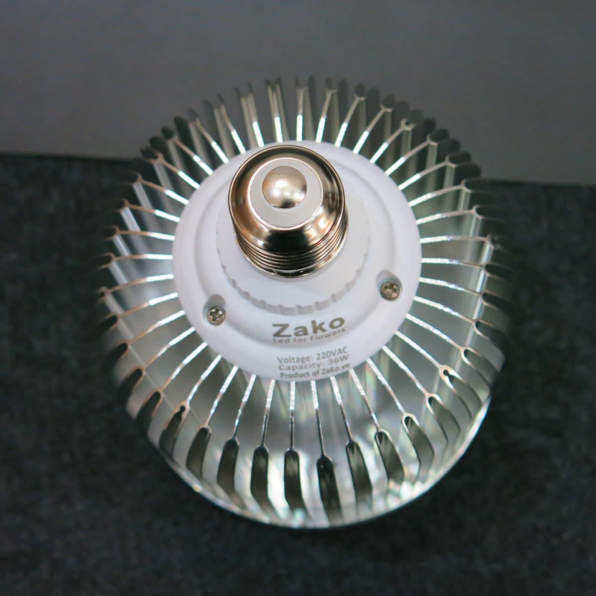 đuôi đèn bulb 36w