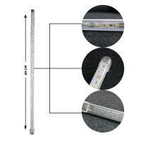 chi tiết đèn led tuýp 12v