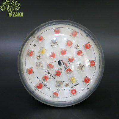 chip led đèn 20w được trang bị từng thấu kính riêng lẻ