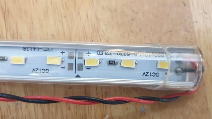 đèn led phối trộn chip sóng ánh sáng